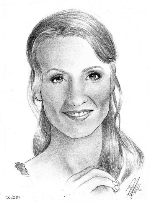 Alexandra Lamy por Thildou78